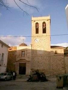 parroquia del salvador titaguas