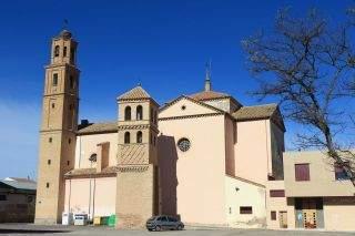 parroquia del salvador villanueva de gallego