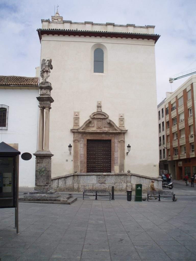 parroquia del salvador y santo domingo de silos la compania cordoba