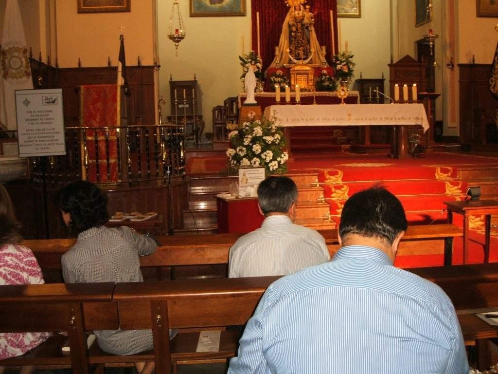 parroquia del sanctissimum corpus christi malaga
