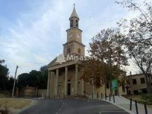 Parroquia del Sant Crist (Canyet) (Badalona)