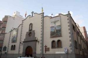 Parroquia del Santísimo Cristo Crucificado (Guanarteme) (Las Palmas de Gran Canaria)