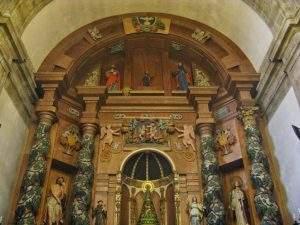 Parroquia del Santísimo Cristo de La Gallega y Nuestra Señora del Pilar (La Gallega)