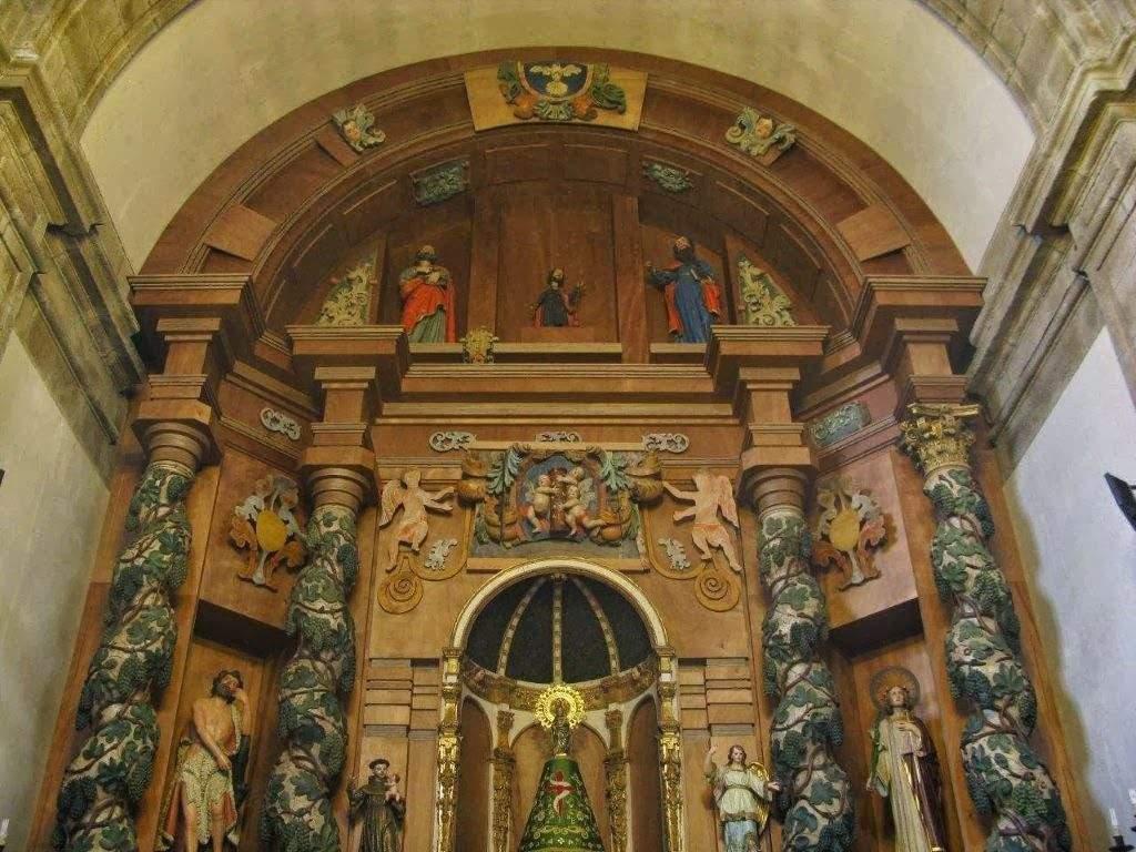 parroquia del santisimo cristo de la gallega y nuestra senora del pilar la gallega 1