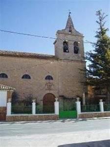 Parroquia del Santísimo Cristo de la Luz (Chillaron de Cuenca)