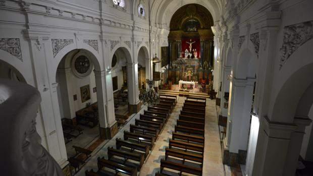 parroquia del santisimo cristo de la salud madrid