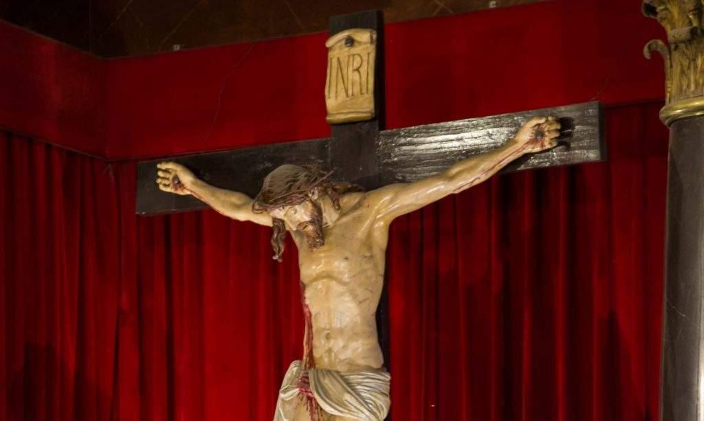 parroquia del santisimo cristo de la salud nohales