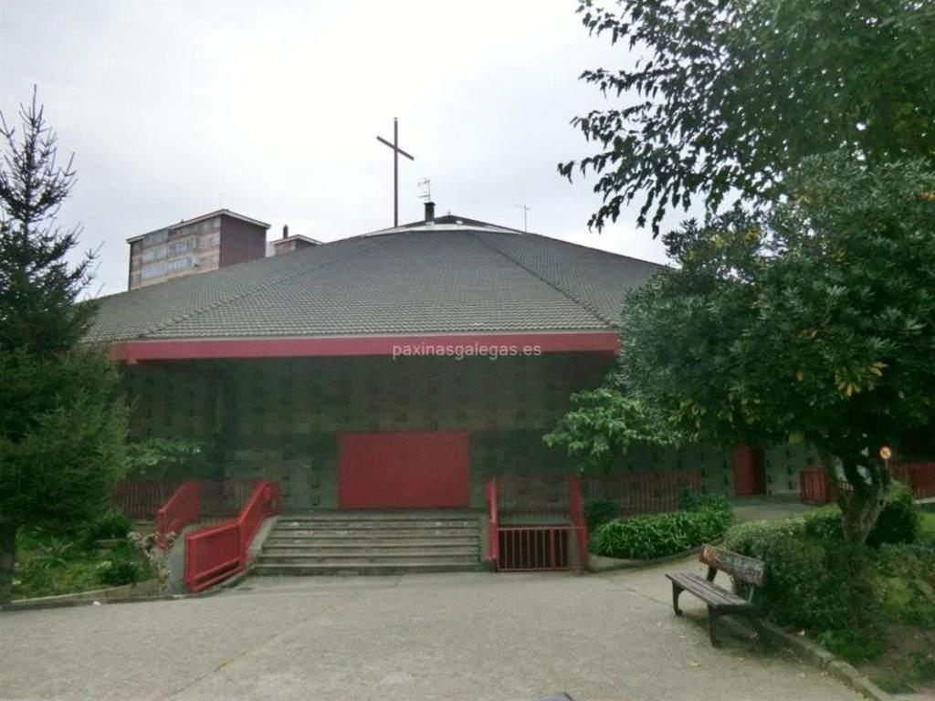 parroquia del santisimo cristo de la victoria vigo