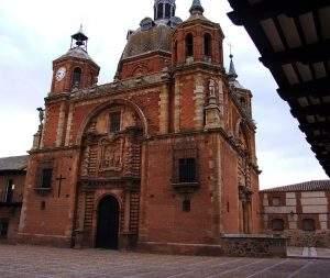 Parroquia del Santísimo Cristo del Valle (San Carlos del Valle)