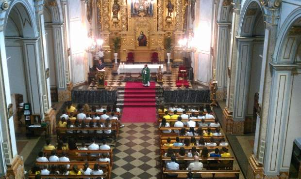 parroquia del santisimo cristo quart de poblet
