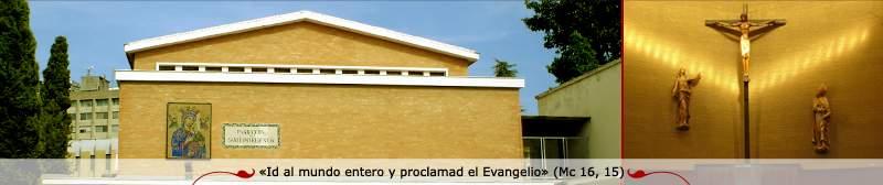 parroquia del santisimo redentor sevilla