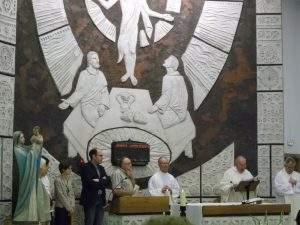 parroquia del santisimo sacramento de zurbaran bilbao