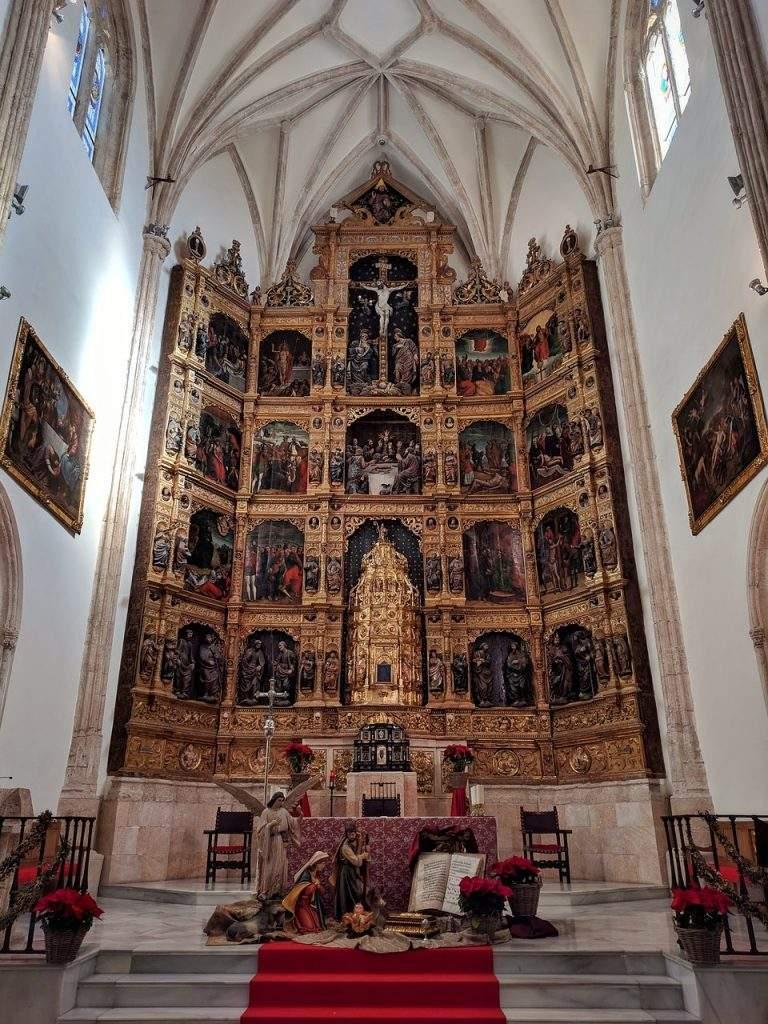 parroquia del santisimo sacramento torrijos