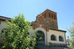 parroquia del santisimo salvador melgar de abajo