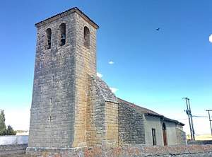 parroquia del santisimo salvador san llorente del valle