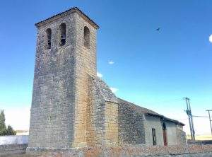 Parroquia del Santísimo Salvador (San Salvador de Hornija)