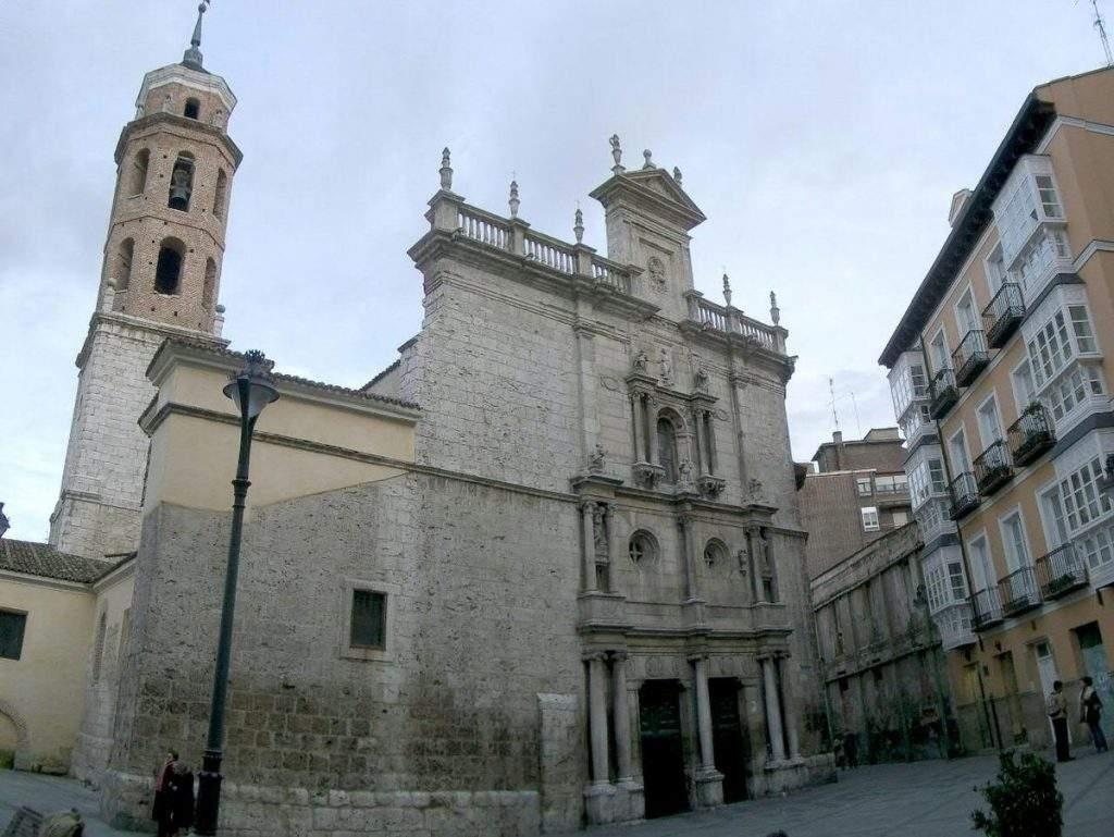 parroquia del santisimo salvador valladolid