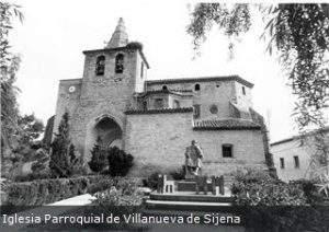 Parroquia del Santísimo Salvador (Villanueva de Sigena)
