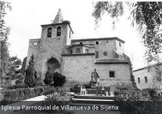 parroquia del santisimo salvador villanueva de sigena