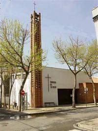 Parroquia del Santíssim Salvador (Pardinyes) (Lleida)