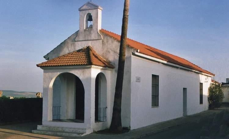 parroquia del santo angel barriada de los angeles alcolea