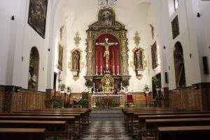 Parroquia del Santo Ángel Custodio (Granada)