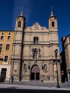 parroquia del santo angel valmuel