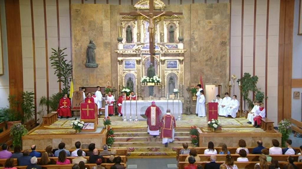 parroquia del santo cristo de la misericordia boadilla del monte