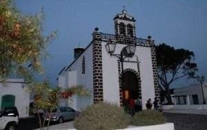 Parroquia del Santo Cristo de Las Aguas (Guatiza)