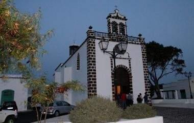 parroquia del santo cristo de las aguas guatiza
