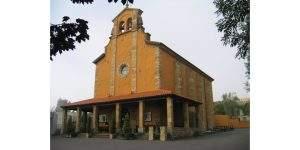 Parroquia del Santo Cristo de las Cadenas (Montecerrao) (Oviedo)