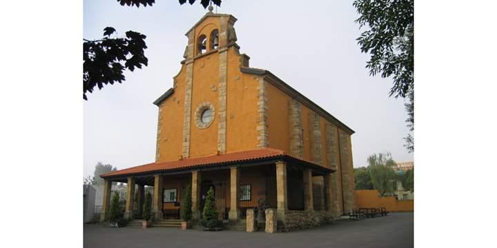 parroquia del santo cristo de las cadenas montecerrao oviedo