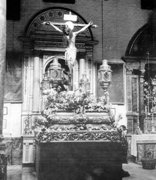 parroquia del santo cristo de las misericordias los garres