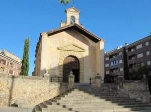 Parroquia del Santo Cristo del Mercado (Segovia)