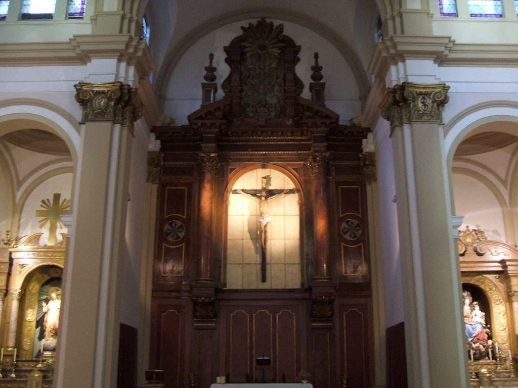parroquia del santo cristo del olivar dominicos madrid 1