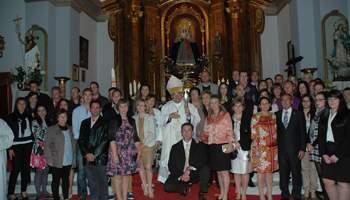 parroquia del santo cristo los mochos