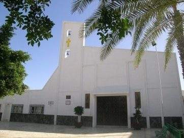 parroquia del santo cura de ars melenara telde 4