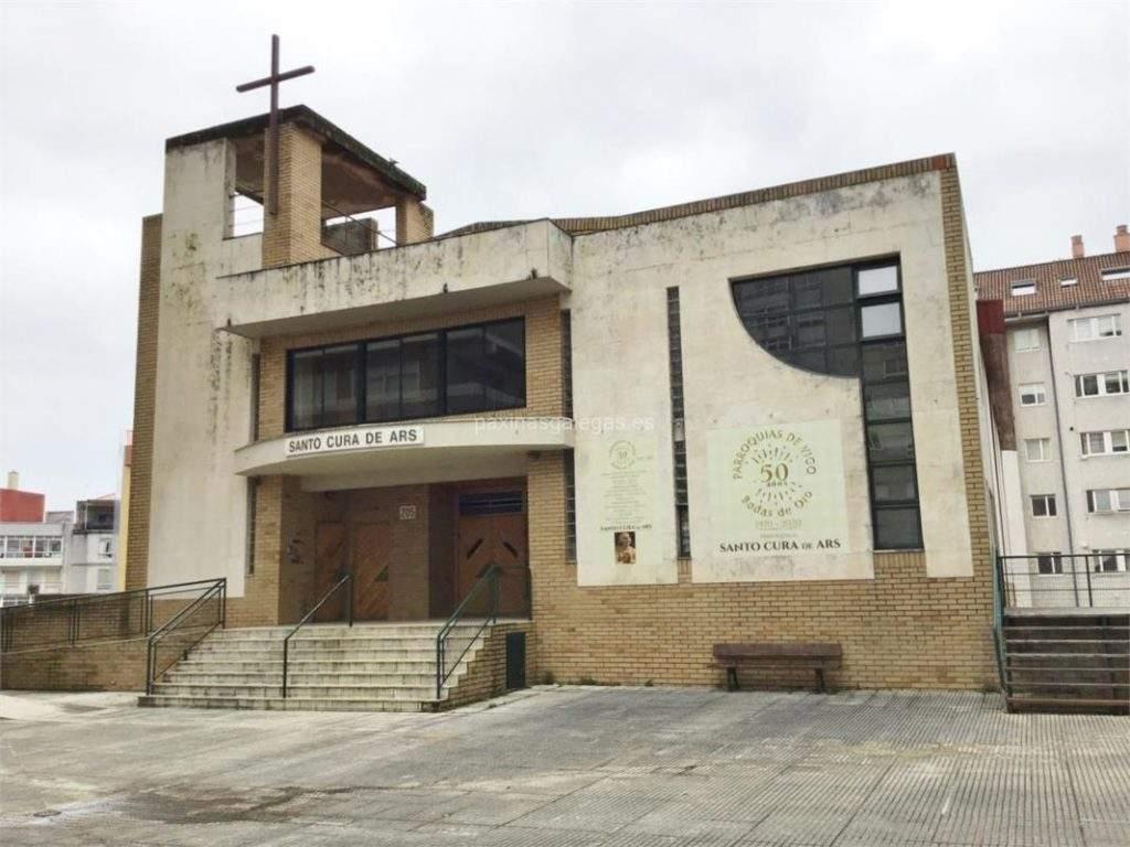 parroquia del santo cura de ars vigo