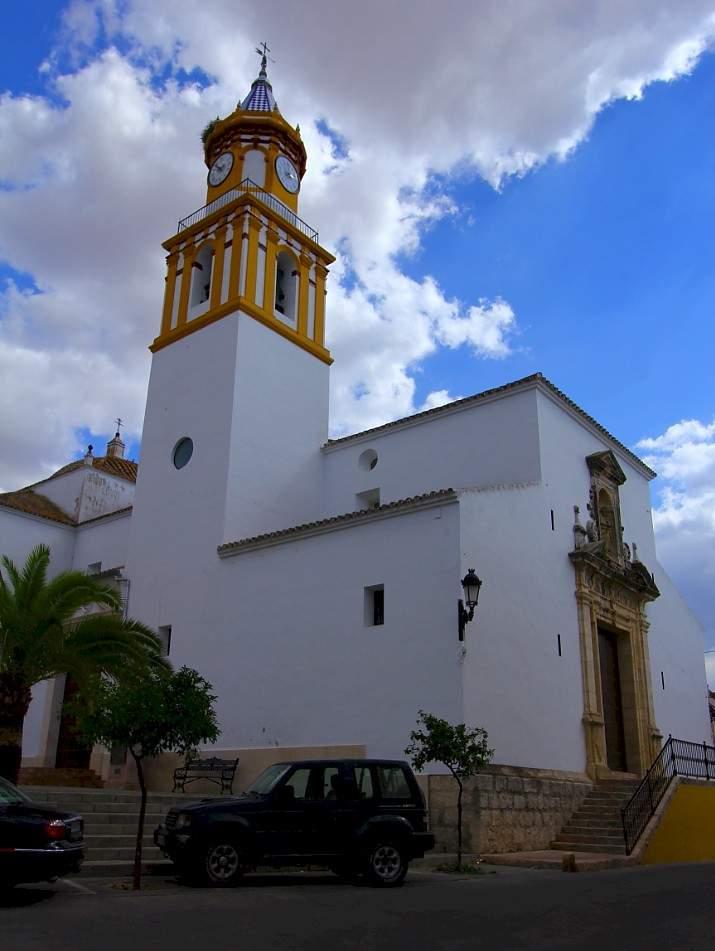 parroquia del senor san jose montellano