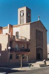 Parroquia dels Àngels (Tortosa)