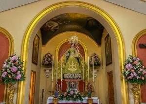 Parroquia deSan Isidro Labrador (Arcos de la Frontera)