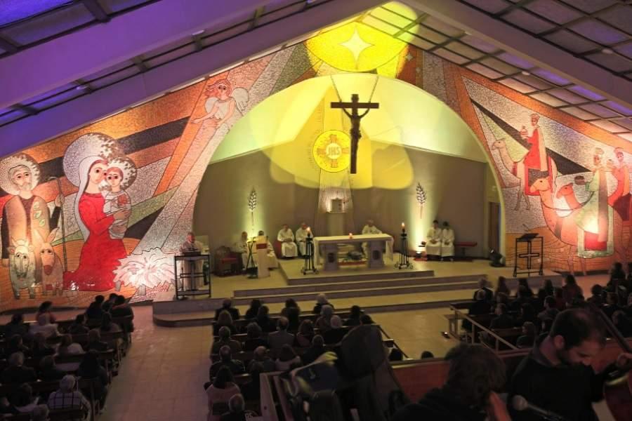parroquia do nadal do senor a coruna