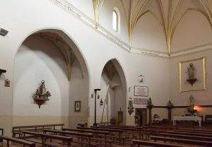 parroquia el salvador cedrillas