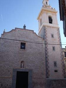 Parroquia el Salvador (La Llosa)