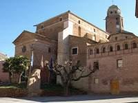 Parroquia Excolegiata de San Vicente Mártir (Albelda)