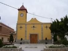 Parroquia la Purísima (Fuente Álamo de Murcia)