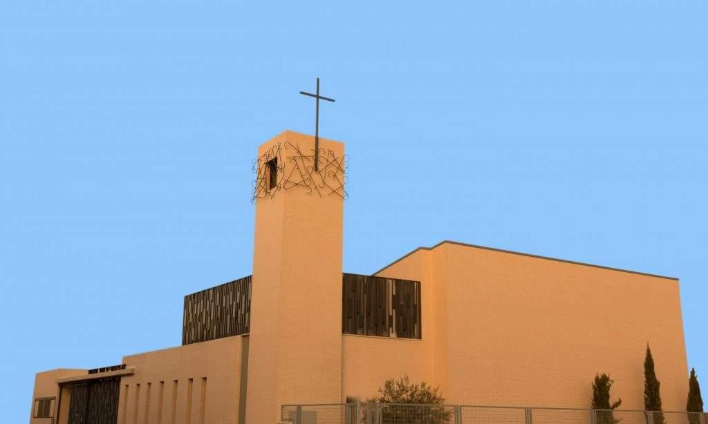 parroquia madre del buen pastor fraternidad verbum dei madrid
