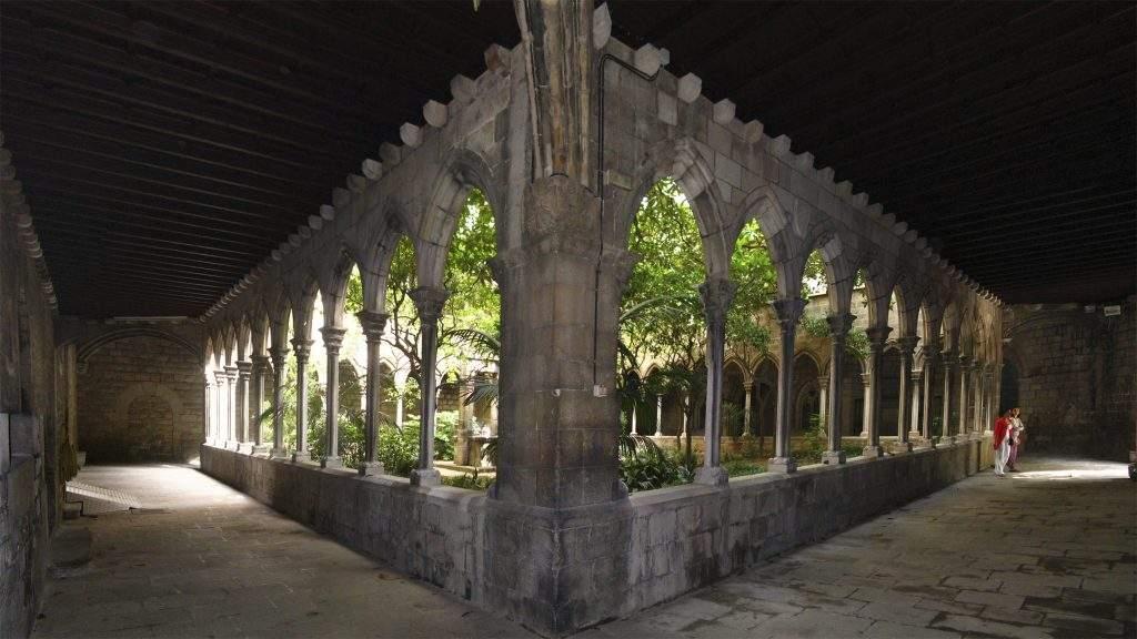 parroquia major de santa anna barcelona