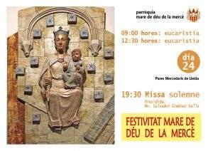 Parroquia Mare de Déu de la Mercè (Lleida)