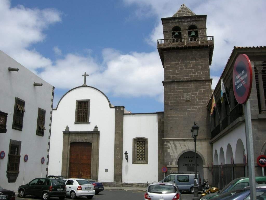parroquia matriz de san agustin y santuario de santa rita las palmas de gran canaria